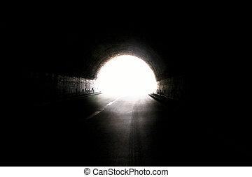 ライト, ∥終わりに∥の∥, a, トンネル