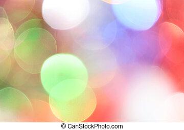 ライト, 背景