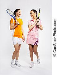 ライバル, テニス