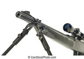 ライフル銃, ∥で∥, 範囲
