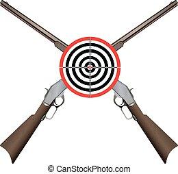 ライフル銃