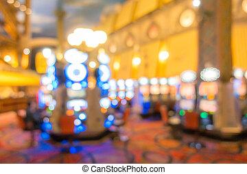 ラスベガスカジノ, 背景