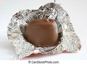 ラッパー, チョコレート