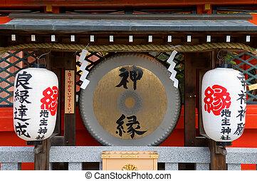 ランタン, 日本語