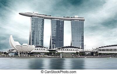 ランドマーク, の, シンガポール