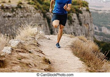 ランナー, 動くこと, 運動選手