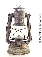 ランプ, オイル