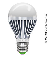 ランプ, リードした