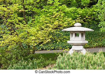 ランプ, 日本語