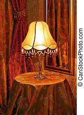 ランプ, 縦