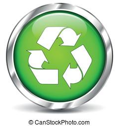 リサイクルしなさい, 印, アイコン