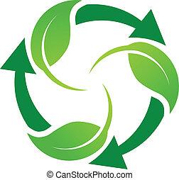 リサイクルしなさい, 緑