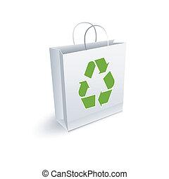リサイクルしなさい, 袋