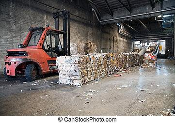 リサイクルしなさい, 製粉所, ペーパー, -, パルプ