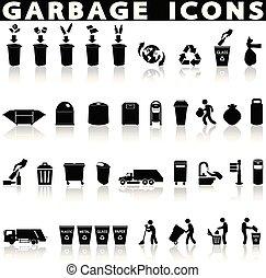 リサイクル, ごみ
