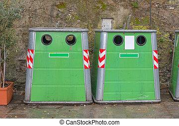 リサイクル, ガラス
