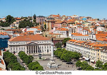 リスボン, portugal.