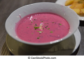 リトアニア人, 寒い, borscht