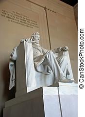 リンカーンの記念物