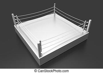 リング, ボクシング