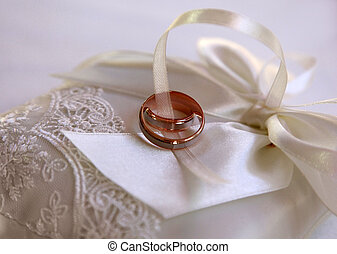 リング, 結婚式