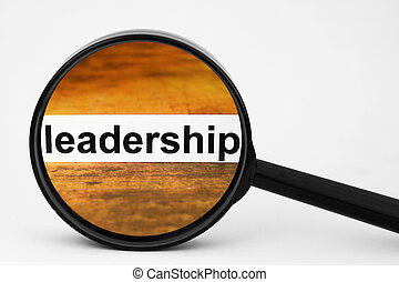 リーダーシップ
