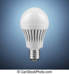リードした, エネルギー, セービング, 電球