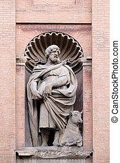 ルーク, イタリア, 伝道師, 教会, bologna., salvatore., emilia-romagna., ...