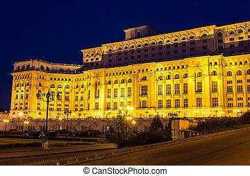 ルーマニア, 議会, bucharest
