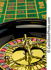 ルーレット, カジノ, ギャンブル