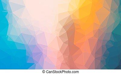 レイアウト, 抽象的, backgroud, poly, 低い, パンフレット, 幾何学的