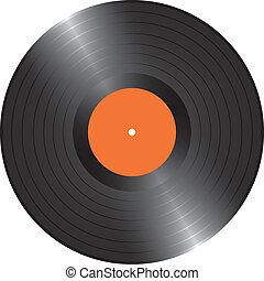 レコード, ビニール, lp