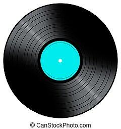 レコード, 音楽