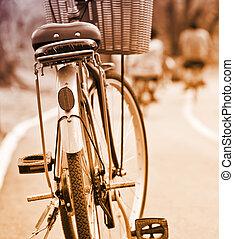 レトロ, 自転車