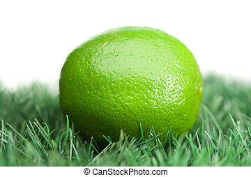 レモングラス, 緑