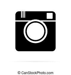 ロゴ, アイコン, 写真