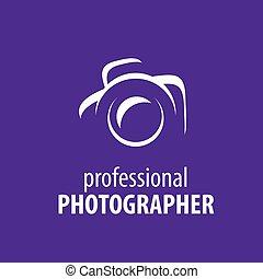 ロゴ, カメラ, カメラマン