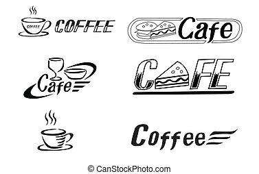 ロゴ, コーヒー