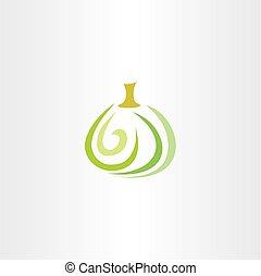 ロゴ, シンボル, ベクトル, イチジク, アイコン