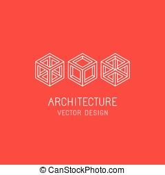 ロゴ, テンプレート, ベクトル, デザイン