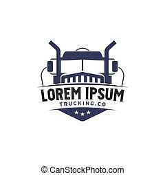 ロゴ, トラック輸送, 自動車