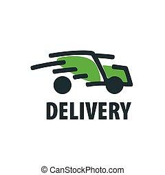 ロゴ, ベクトル, トラック輸送