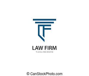 ロゴ, ベクトル, 法律事務所