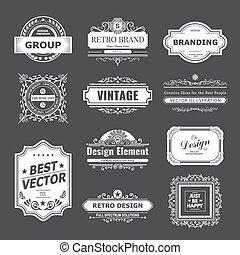 ロゴ, モノグラム, デザイン