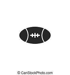 ロゴ, ラグビーボール