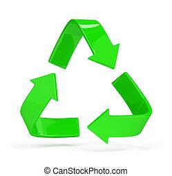 ロゴ, リサイクル