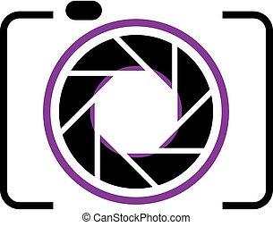 ロゴ, 写真撮影