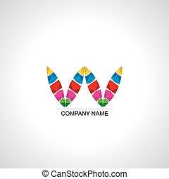 ロゴ, 創造的, 概念