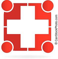 ロゴ, 医学, 人々