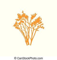 ロゴ, 木